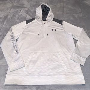 LIKE NEW! MENS UNDER ARMOUR HOODIE